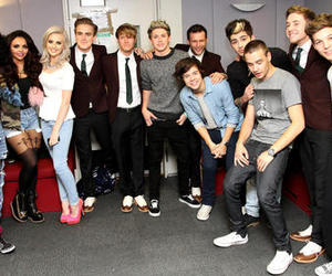 one direction, little mix, and McFly image