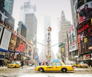 ny and taxi image
