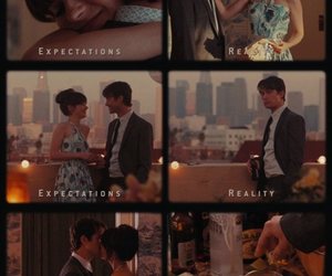 500 Days of Summer, fantasy, and heart image