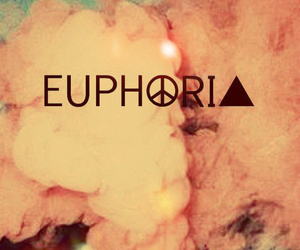 euphoria, pink, and peace image