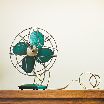 fan, vintage, and retro image