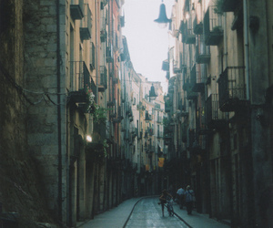 street, photography, and vintage image