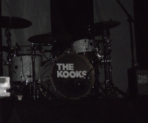 band, concert, and drum kit image