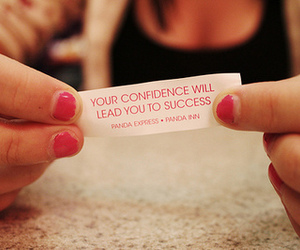 quote, confidence, and success image