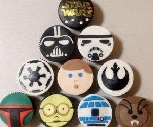 cupcake and star wars image