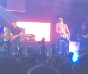 brixton, topless, and trey songz image