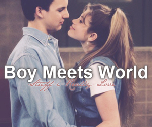 90s, boy meets world, and show image