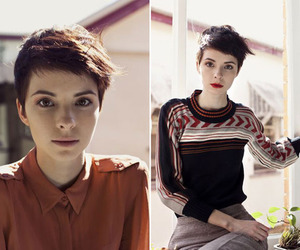 cut, pixie, and tomboy image