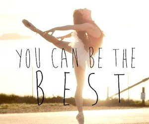 dance, ballet, and quote image