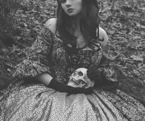 gothic and skull image