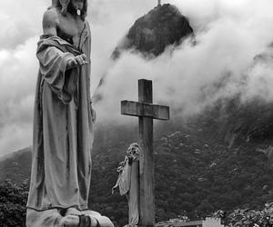 brasil, Christ, and delete image