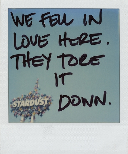 polaroid, defaced, and love image