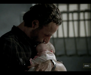 baby, the walking dead, and twd image