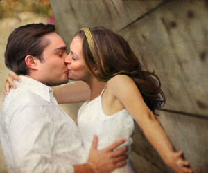 gossip girl, chuck and blair, and love image