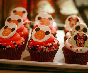 cupcakes, disney, and Halloween image