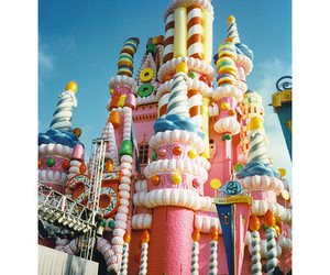 candy and castle image