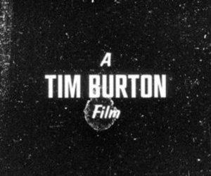 tim burton, film, and movie image