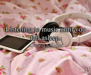 music, iphone, and listening image