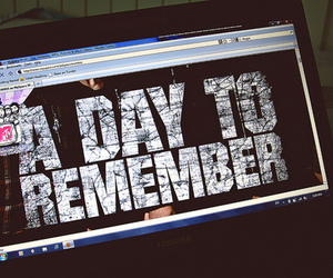 band, a day to remember, and adtr image