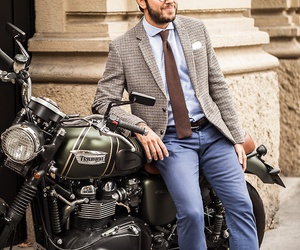 mens fashion, suites, and mens clothing image