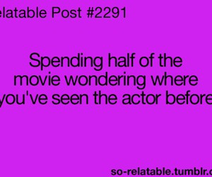 movie, actor, and quote image