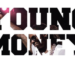 young money and lil wayne image