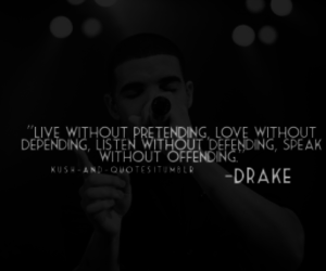 believe, Drake, and Lyrics image