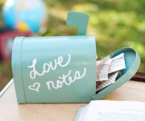 love, note, and letters image