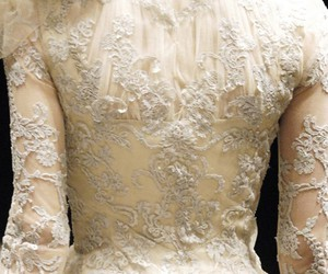 fashion, Alexander McQueen, and details image