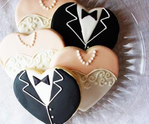 food, wedding, and beautiful image