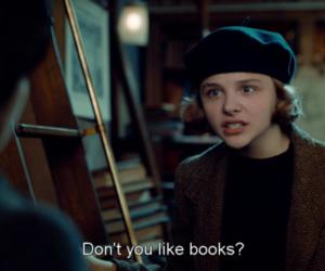 book, hugo, and movie image