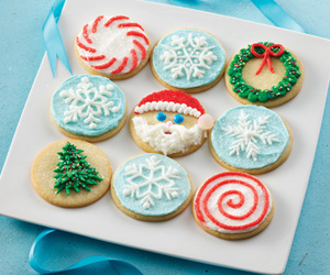 christmas, food photography, and food styling image