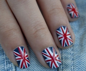 nails, london, and cool image