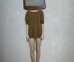 tv, vintage, and grunge image