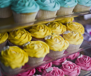 food, cupcakes, and cute image