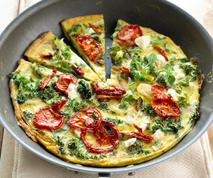 omelette, breakfast, and food image