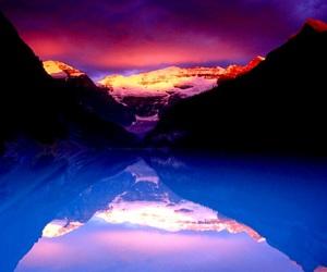 canada, beautiful, and lake image