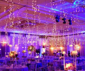 decor, party, and salon luminer image