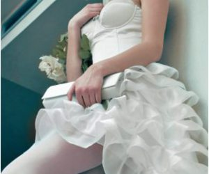 bridal, bustier, and corset image