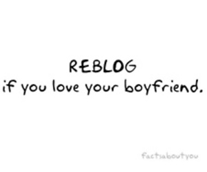 boyfriend, reblog, and tumblr image