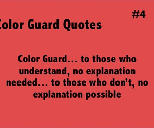 guard, life, and color guard image