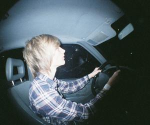 boy, cute, and car image