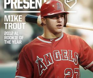 anaheim angels, rookie of the year, and hunch image