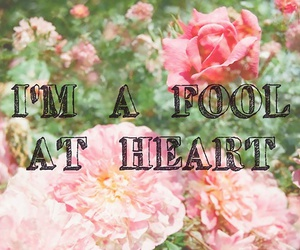 flowers and text image