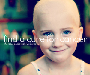 before i die, cancer, and children image