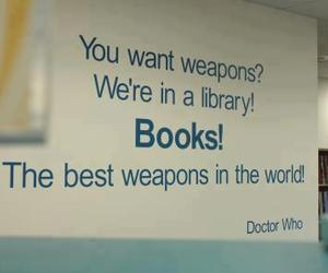 book, doctor who, and quotes image