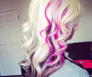 colors, creative, and curls image