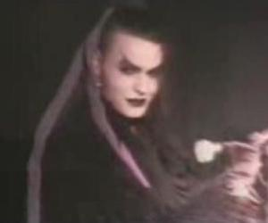 80s, goth, and gothic image