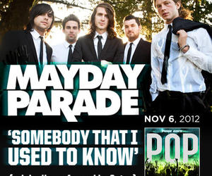 album, mayday parade, and suits image