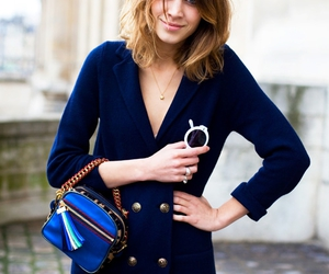 alexa chung, fashion, and style image